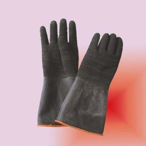 13aacaa5c9 HEAT HOLDERS LEATHER GLOVES - Roussakis Michael   CO