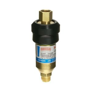 SECURITY FLASHBACK ARRESTOR REGULATOR IBEDA - RESETTABLE