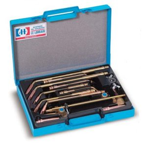 WELDING SET LE LORRAIN 17mm WELDING - CUTTING, FRANCE