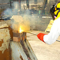CUTTING NOZZLES WELDING HEATING THERMAL LANCE