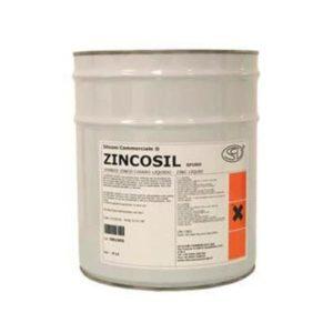 COLD ZINC LIQUID ZINCOSIL SILICONI 4L