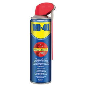 MULTI-USE SPRAY WD-40 SMART STRAW - 450ml