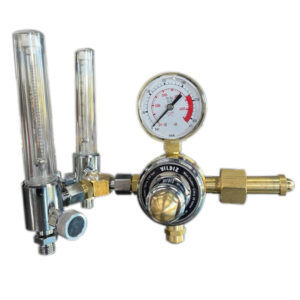 ARGON PRESSURE REGULATOR WITH 2 FLOW METERS YILDIZ 5440F30