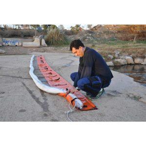 ΠΛΩΤΟ ΦΡΑΓΜΑ ΜΗΚΟΥΣ 5m ΓΙΑ ΑΠΟΡΡΟΦΗΣΗ ΜΕ ΚΑΛΥΜΜΑ PVC