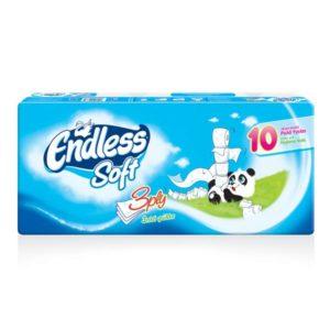 ENDLESS 10 ΡΟΛΑ ΥΓΕΙΑΣ SOFT 3ΦΥΛΛΟ