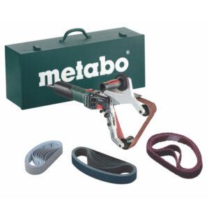 METABO ΗΛΕΚΤΡΙΚΟΣ ΛΕΙΑΝΤΗΡΑΣ ΣΩΚΗΝΩΝ ΙΝΟΧ RBE 15-180 Set 1550 Watt