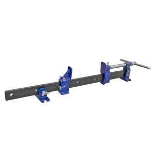 ΣΦΙΓΚΤΗΡΑΣ ΜΠΑΡΑ PIHER H CLAMP Bar: 40x10mm. Depth: 6 cm